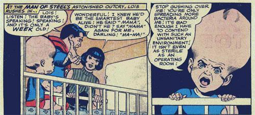 """""""Super-Parenthood Gone Bad."""""""