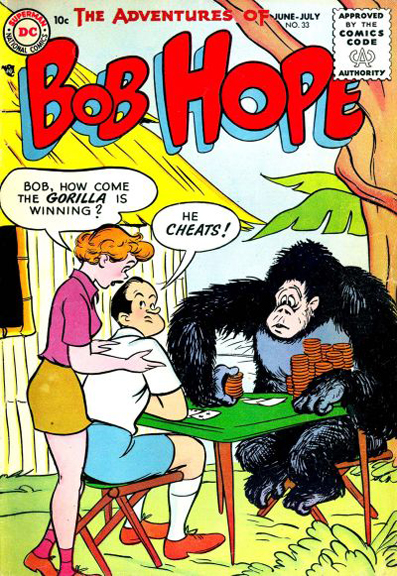 The Adventures of Bob Hope #33