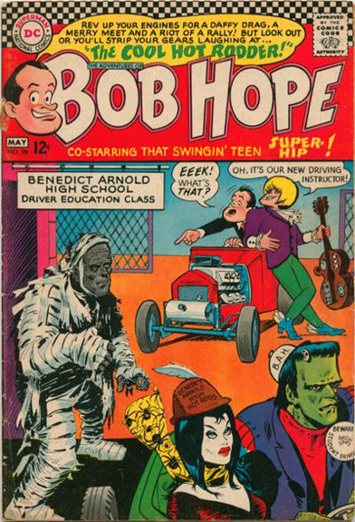 The Adventures of Bob Hope #98