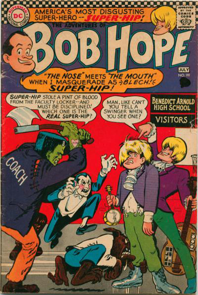 The Adventures of Bob Hope #99