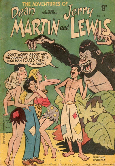 The Adventures of Dean Martin & Jerry Lewis #11
