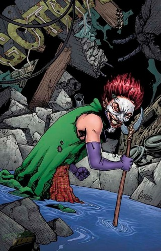 The Joker's Daughter and Lois Lane Get One-shots in February!