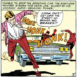 """""""Where'd You Get Your License, Daredevil, Sears?"""""""