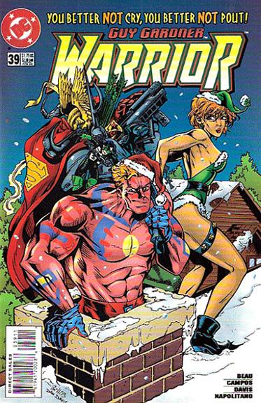 """""""Guy Gardner Warrior #34"""""""