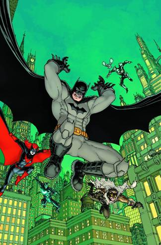 """Gothtopia"" and More in the Mega-Sized Detective Comics #27"