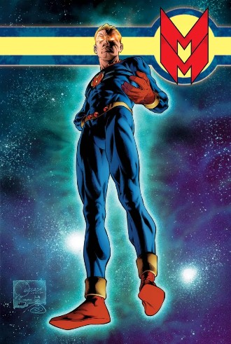 The Long-Awaited, Digitally Restored, Miracleman #1