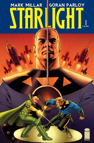 Mark Millar's Starlight #1