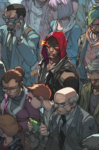 Charles Soule and Joe Madureira's Inhuman #1