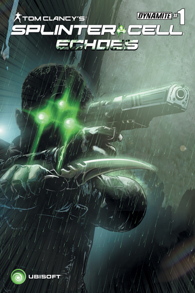 Splinter Cell Echoes #1