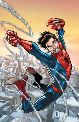 Amazing Spider-Man #1 by Dan Slott and Humberto Ramos