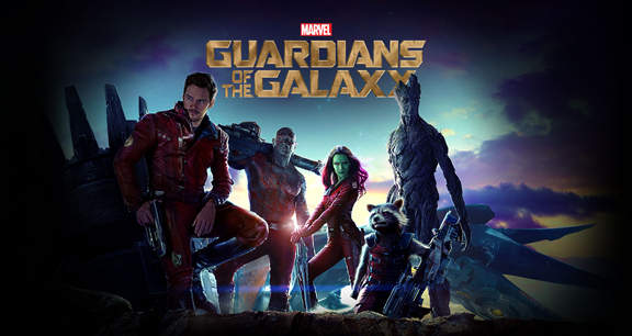 The Guardians Of The Galaxy Movie