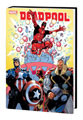 Image: Deadpool by Daniel Way Omnibus Vol. 01 HC  - Marvel Comics