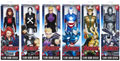 Image: Avengers Titan Hero 12-Inch Action Figure Assortment 201703  - Hasbro Toy Group