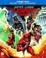 Image: DCU Justice League: Flashpoint Paradox Bluray+DVD