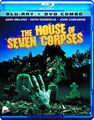 Image: House of Seven Corpses Bluray+DVD