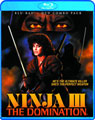 Image: Ninja III: The Domination BluRay+DVD