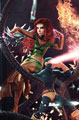 Image: Phoenix Resurrection: Return of Jean Grey #4 (Legacy) (variant Connecting cover - Hugo) - Marvel Comics