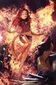 Image: Phoenix Resurrection: Return of Jean Grey #5 (Legacy) (variant Connecting cover - Hugo) - Marvel Comics