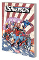 Image: U.S.Avengers Vol. 02: Stars and Garters SC  - Marvel Comics