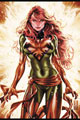 Image: Phoenix Resurrection: Return of Jean Grey #1 (variant DFE cover - Brooks) - Dynamic Forces