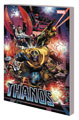 Image: Thanos Vol. 02: God Quarry SC  - Marvel Comics