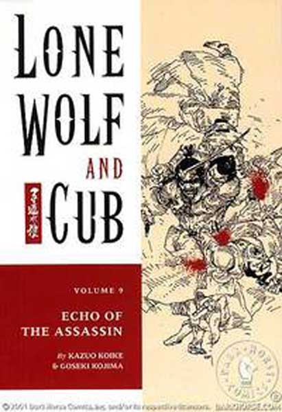 Image: Lone Wolf & Cub Vol. 09: Echo of the Assassin SC  - Dark Horse Comics