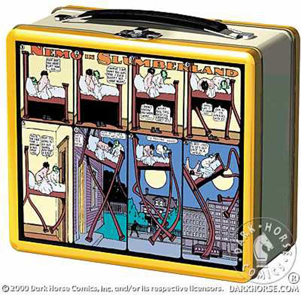 Image: Little Nemo in Slumberland Lunch Box  -