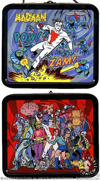 Image: Madman Lunch Box  -