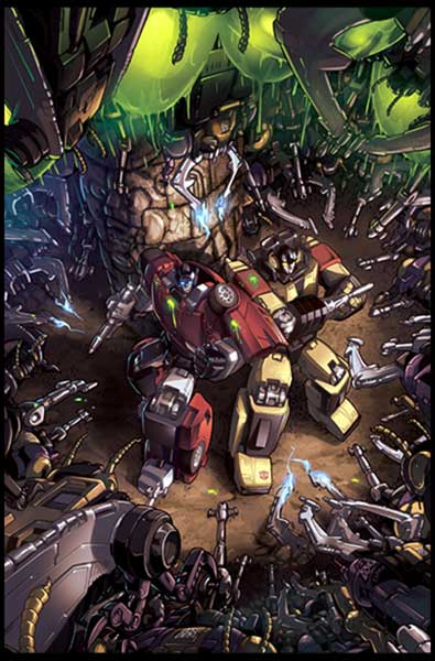 Image: Transformers: Generation One Vol. 3 #7 - Dreamwave Productions