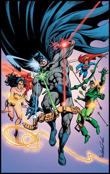 Image: DC Comics Presents: Justice League of America #1 - DC Comics