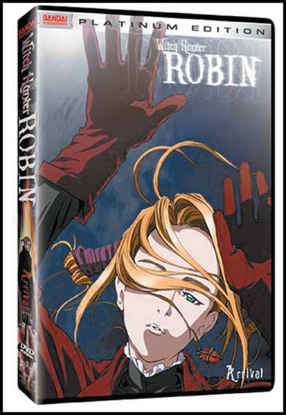 Image: Witch Hunter Robin Complete Collection DVD  -