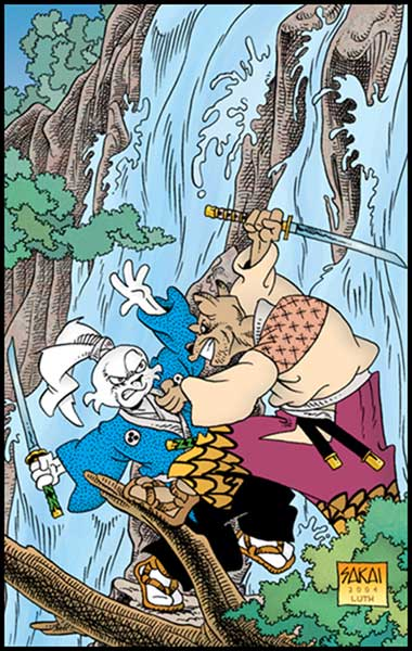 Image: Usagi Yojimbo #80 (Vol. 3) - Dark Horse