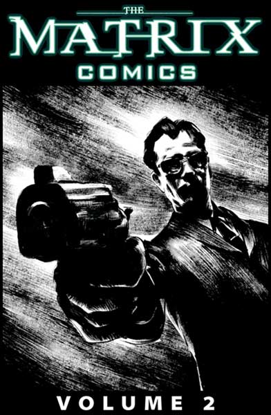 Image: Matrix Comics Vol. 02 SC  - Burlyman Entertainment