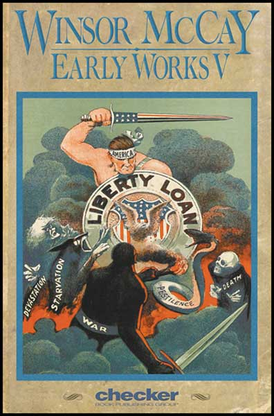 Image: Winsor McCay: Early Works Vol. 05 SC  - Checker Book Publishing Group
