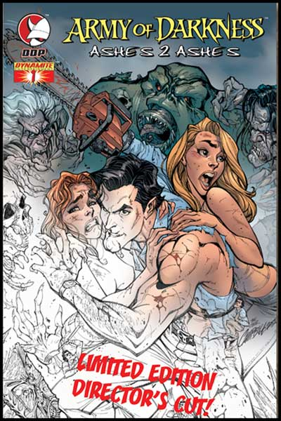 Image: Army of Darkness: Ashes 2 Ashes Director's Cut #1 - Devil's Due Publishing