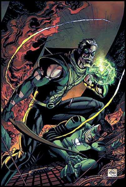 Image: Green Lantern: Rebirth #4 - DC Comics