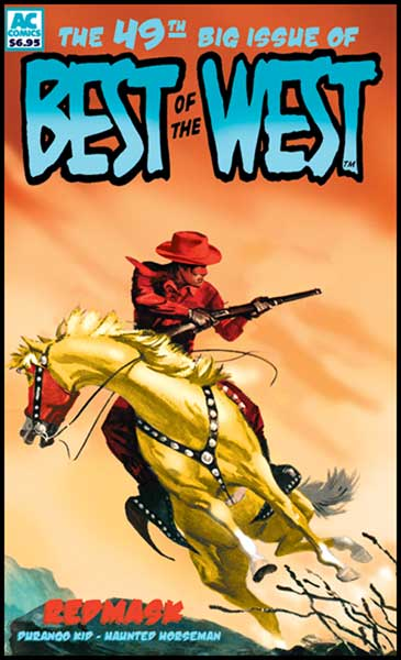 Image: Best of the West #49 - AC Comics