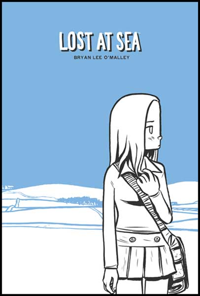Image: Lost at Sea SC  - Oni Press Inc.
