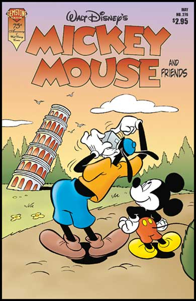 Image: Mickey Mouse and Friends #276 - Gemstone Publishing