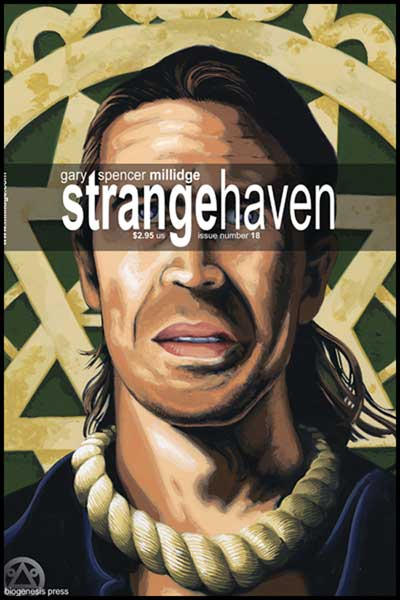 Image: Strangehaven #18 - Abiogenesis Press