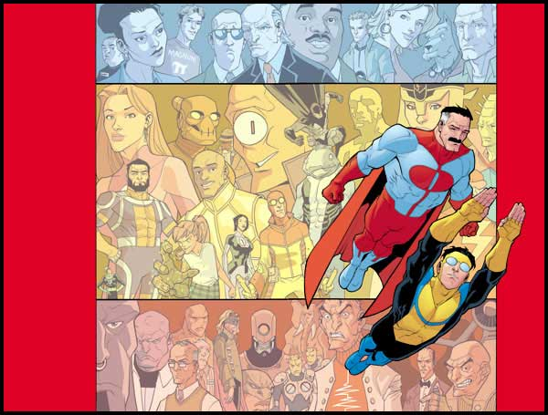 Image: Invincible: The Ultimate Collection Vol. 01 HC  - Image Comics