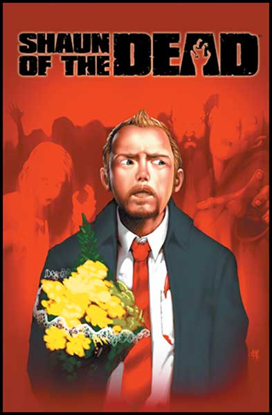 Image: Shaun of the Dead #1 - IDW Publishing