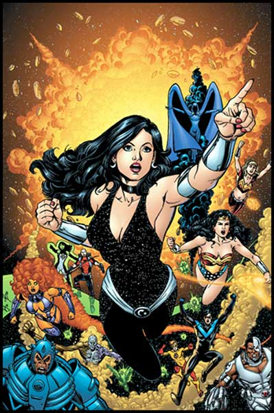 Image: DC Special: The Return of Donna Troy #4 - DC Comics