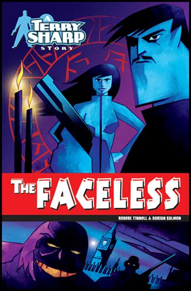 Image: Faceless: A Terry Sharp Story SC  - Image Comics