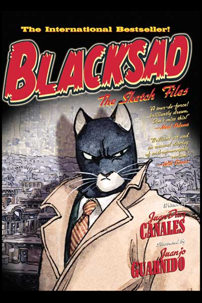 Image: Blacksad Vol. 3: The Sketch Files SC  - I-Books