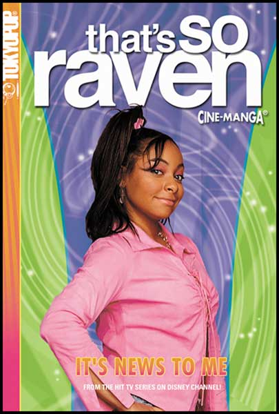 Image: That's So Raven Cine-Manga Vol. 6 SC  - Tokyopop Cine-Manga