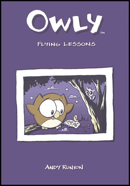 Image: Owly Vol. 03: Flying Lessons SC  - Top Shelf Productions