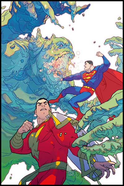 Image: Superman / Shazam: First Thunder #2 - DC Comics