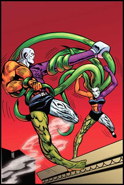 Image: Showcase Presents Metamorpho Vol. 01 SC  - DC Comics