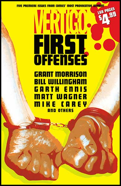 Image: Vertigo: First Offenses SC  - DC Comics